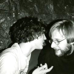 Anton Gustavsson och Johan Jacobsson