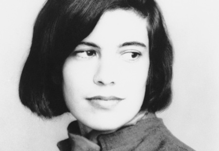 Writer Susan Sontag shown Jan. 11, 1964. (AP Photo)
