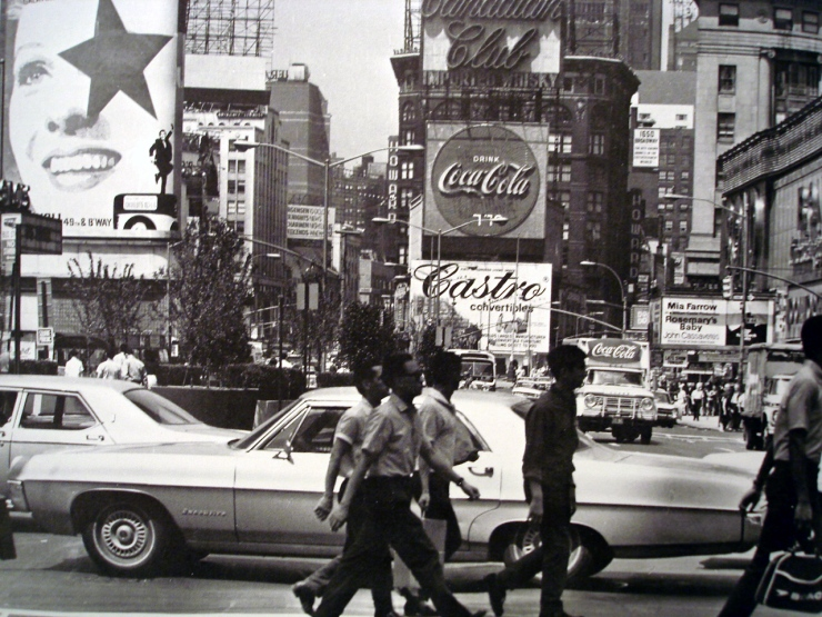 times-square-1960s