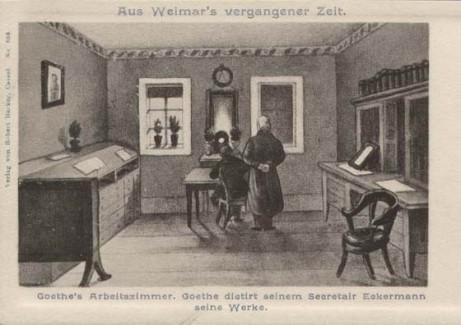 Goethe_Eckermann